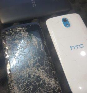 HTC Desire 326g dual на запчасти