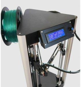 3D-Принтер prism Mini + комплект пластика и сопел