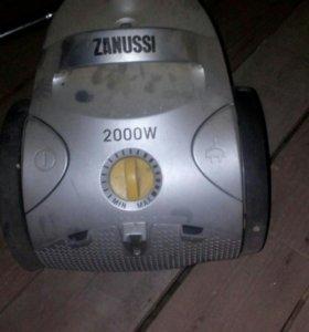 Пылесос ZANUSSI ( на запчасти)