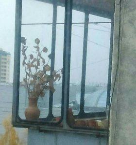 Балконные стёкла