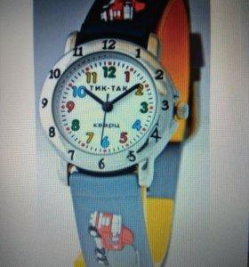 Детские наручные часы тик-так 105-2 бензовоз