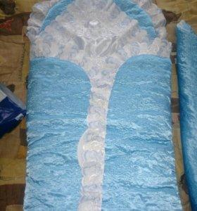 Конверт с одеялом.