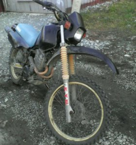 Yamaha XT250T