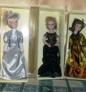 "Коллекционные куклы"" Дамы эпохи"""