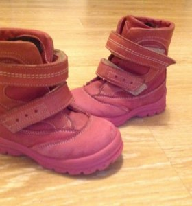 Тото ботинки