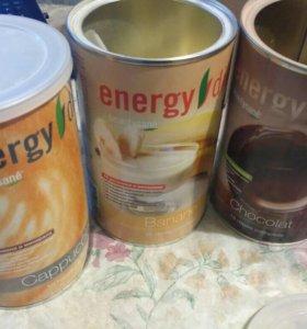 Energy diet Цена все.