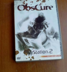ObsCure 1 и 2 часть на ps 2