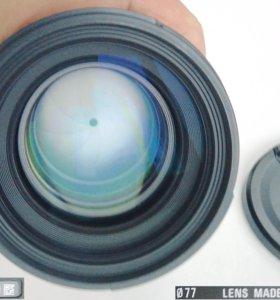 Sigma 85mm f1.4 EX DG HSM для Nikon