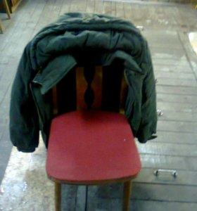 Куртки зимние(2шт.)
