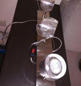 Лампа настенная