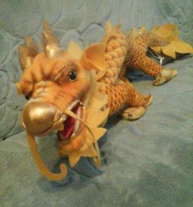 Дракон игрушка, элемент декорирования