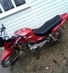 Мотоцикл ямосаки