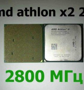 AMD Athlon II X2 240 (AM3)