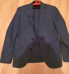 Костюм мужской пиджак и брюки