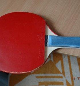 Новая ракетка для настольного тенниса