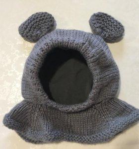 Зимняя Шапка-шлем