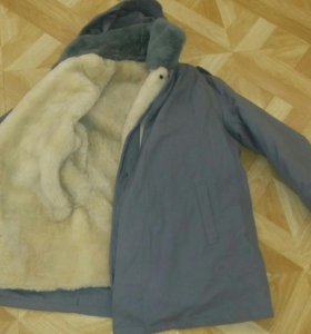 Куртка со штанами на меху