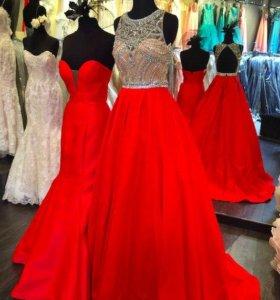 Салон вечерних платьев 50 новых роскошных моделей