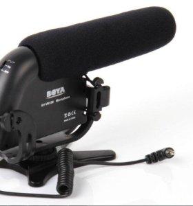 Boya BY-VM190 Накамерный микрофон пушка