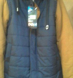 Куртка мужская трансформер