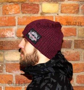 Зимняя шапка- OTADZBINA Производство: Сербия.
