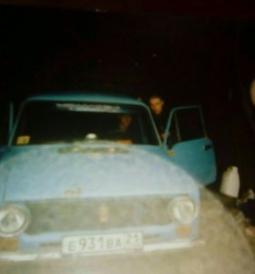 ВАЗ 2101-1 год1975