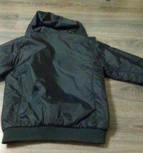 Межсезонная куртка Adidas