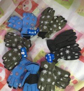 Новые болоневые перчатки