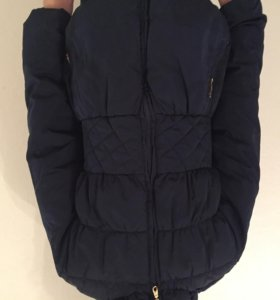 Куртка зимняя, 128-134 см.