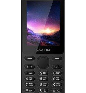 Телефон QUMO Push X7 black