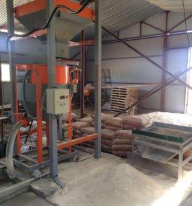 Предприятие по изготовлению газоблоков