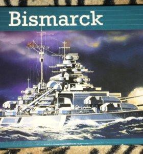Модели кораблей для сборки