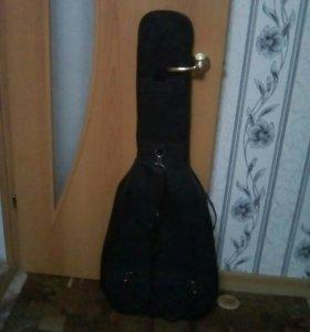 Чехол для гитары.