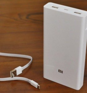 Внешний аккумулятор Xiaomi Mi Power Bank2 20000mAh