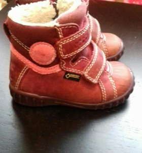 Ботиночки Екко осень-зима