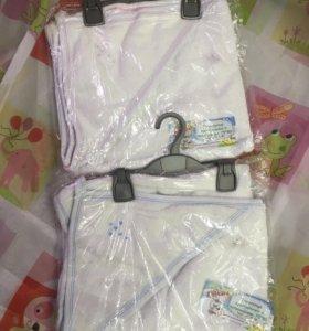 Новые крестильные полотенце