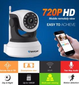 видеокамера WIFI Vstarcam