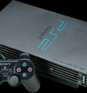 PlayStation 2 + диски