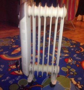 Масленный радиатор!