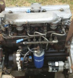 Двигатель Д245.7е3,кпп, задний мост газ Валдай