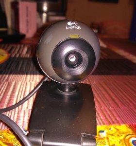 WEB-камера Logitech Webcam C160
