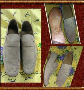 Новые Брендовые мужские туфли