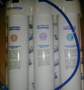 Фильтр для очистки воды б/у