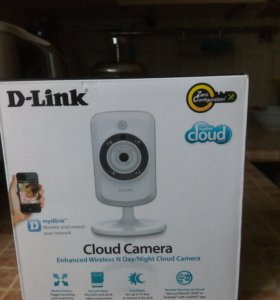 Веб-камера D-Link DCS-942L