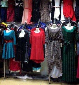 Платья Турция от 500 рублей