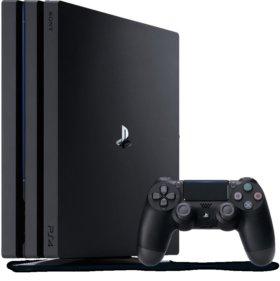 PS4 Pro 2T