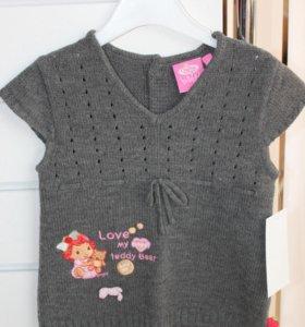 59\1 платье фирма BABY размер 24м