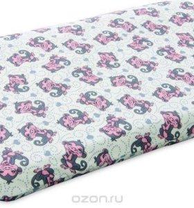 Подушка для детей от 1 года