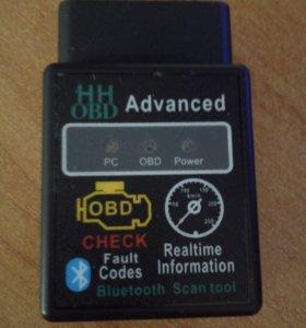 Автосканер OBD bluetooth