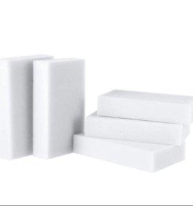 Меламиновые губки- ластик
